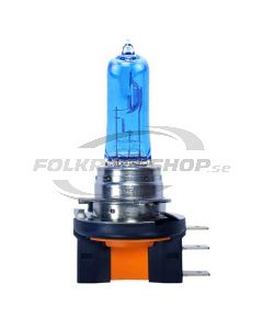 Halogenlampa H15 12V 55W Super White
